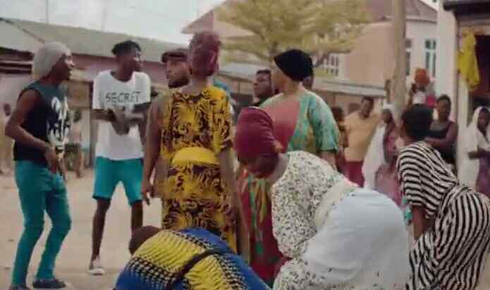 Download Video | Barnaba ft Vanessa Mdee - Chausiku