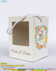 Paper Box Vintage Putri Dan Dika