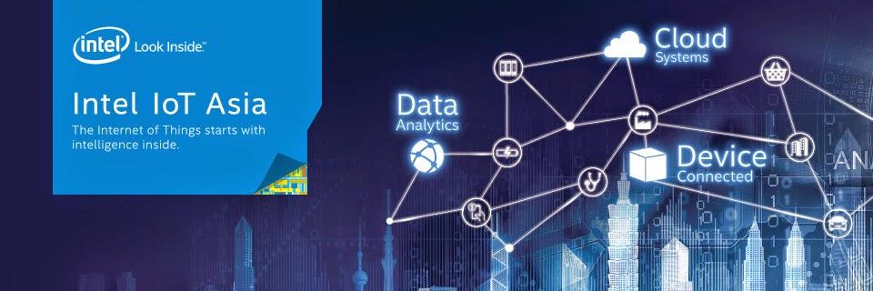 英特爾進攻物聯網,攜手亞洲夥伴、制定互聯標準