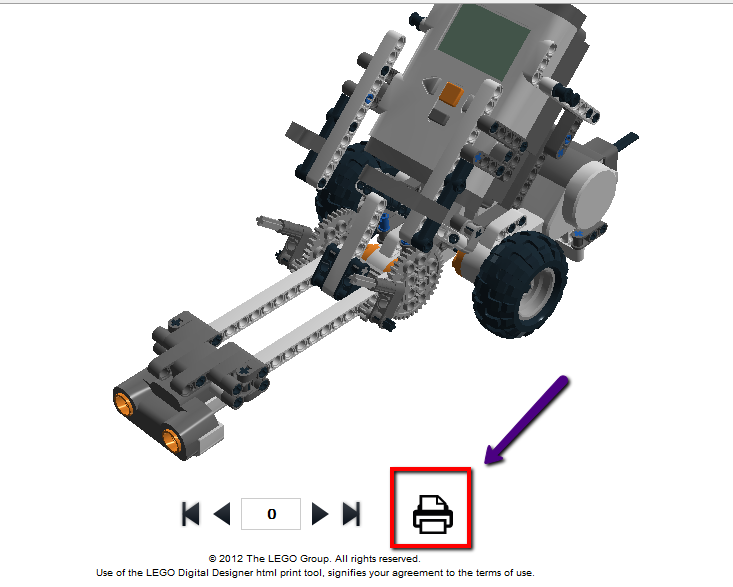 Easy Projects For Lego Mindstorms Ev3 Robot Lego Digital Designer