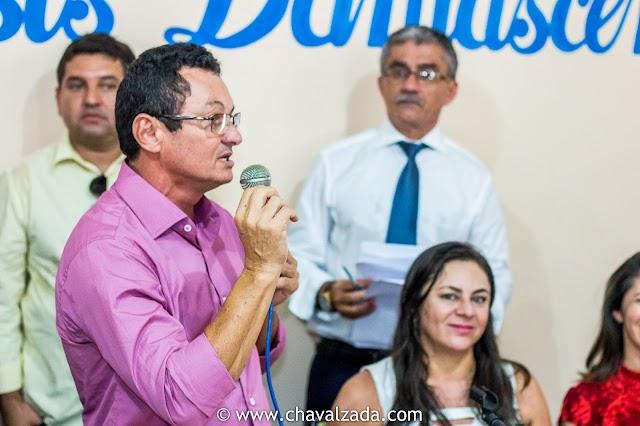 Ministério Público ajuíza ação contra prefeito de Chaval por ato de improbidade administrativa