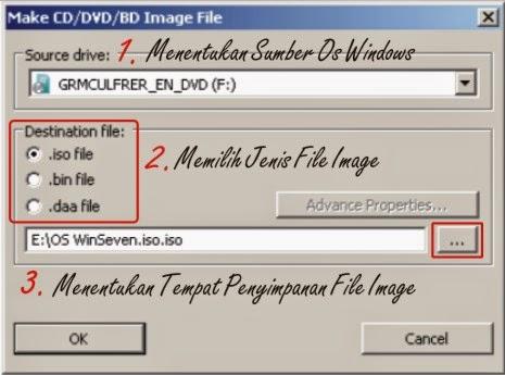 CARA MEMBUAT FILE IMAGE ISO - PIES74 BLOG