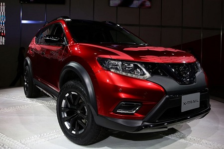 Mobil Nissan All New X-Trail