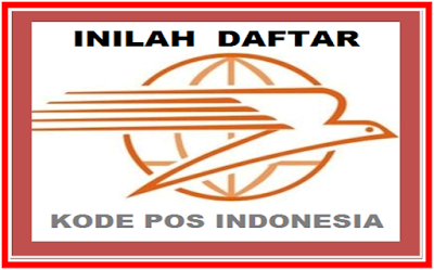 Daftar Kode Pos Seluruh Indonesia [Tahun 2015]