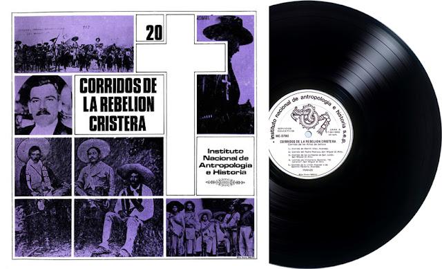 INAH 20 - CORRIDOS DE LA REBELIÓN CRISTERA