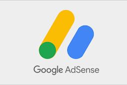 Logo Google Adsense Terbaru Vektor Format CDR