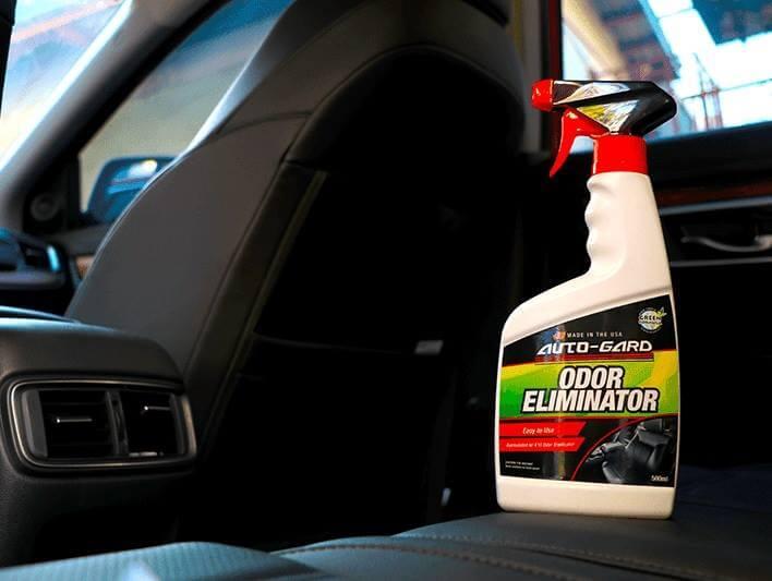 Auto-Gard Odor Eliminator