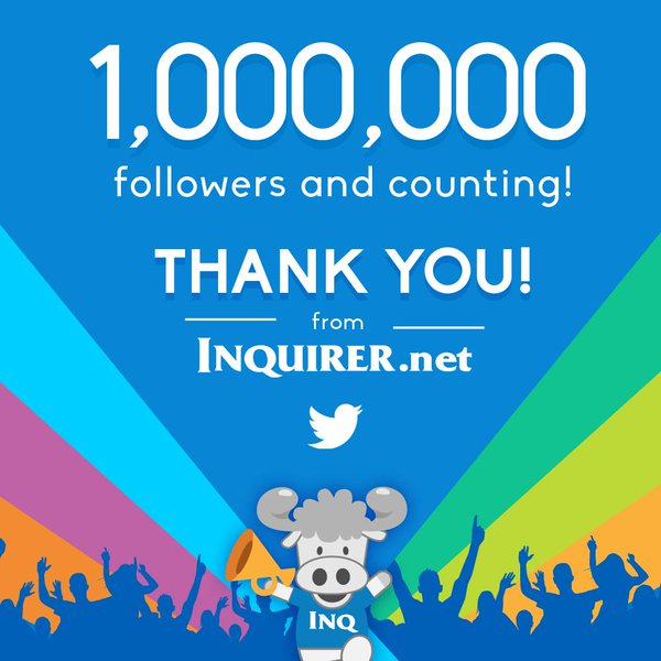 Inquirerdotnet on Twitter