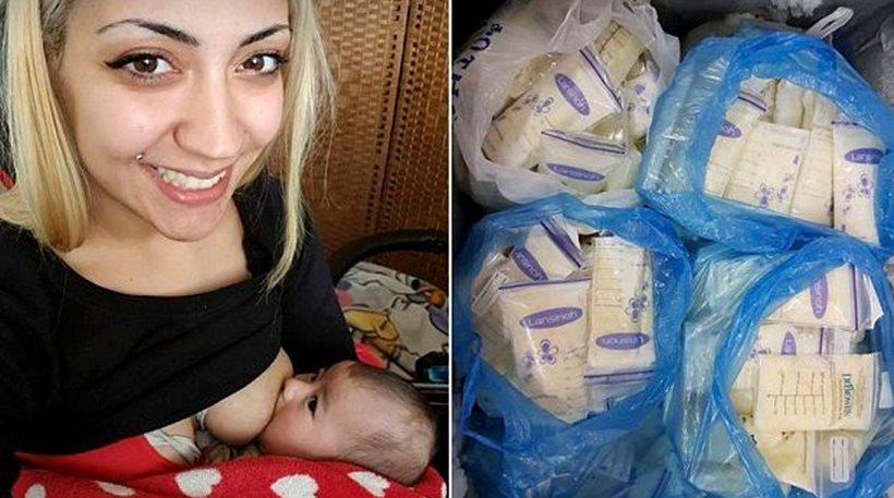 Βύζness woman ~ Κύπρια θησαυρίζει πουλώντας το μητρικό της γάλα της σε μποντιμπιλντεράδες και... φετιχιστές!