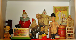 Antique Clown Collection