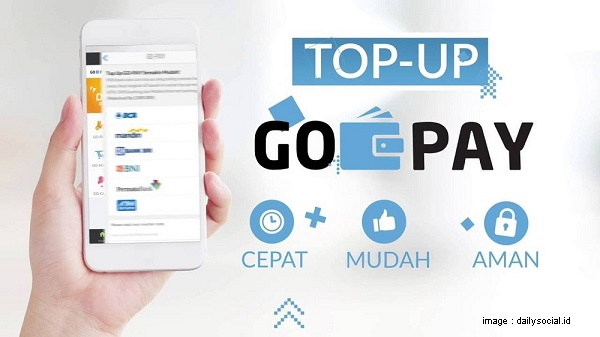 Aplikasi Go-Pay - Blog Mas Hendra