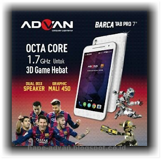 Harga Tablet Advan t1xpro Juni 2016
