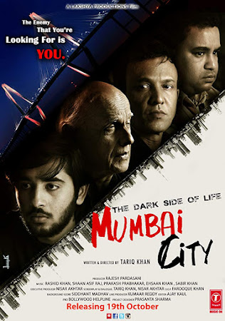 Poster Of Hindi Movie The Dark Side of Life: Mumbai City 2018 Full HD Movie Free Download 720P Watch Online