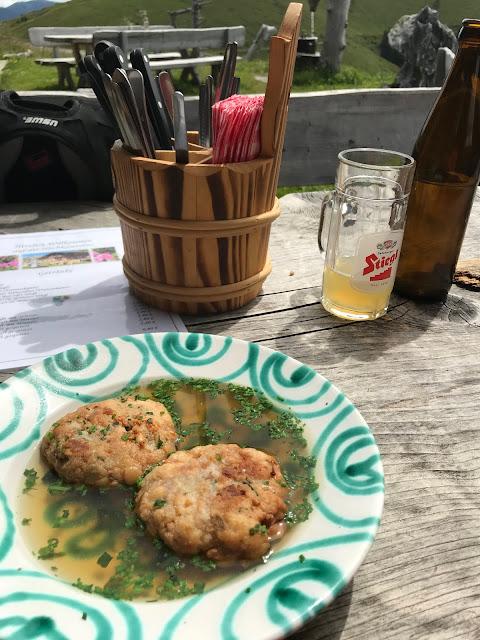 Almwanderung zur Hochkaseralm  Wandern Hochkönig  Wanderung SalzburgerLand 12
