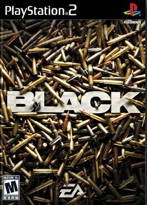 Black 2006 PS2 NTSC English