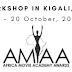 AMAA Hosts Workshop in Partnership with International Film School of Cuba in Kigali