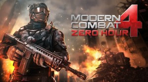 Modern Combat 4: Zero Hour Mod Unlimited Money Apk + Data