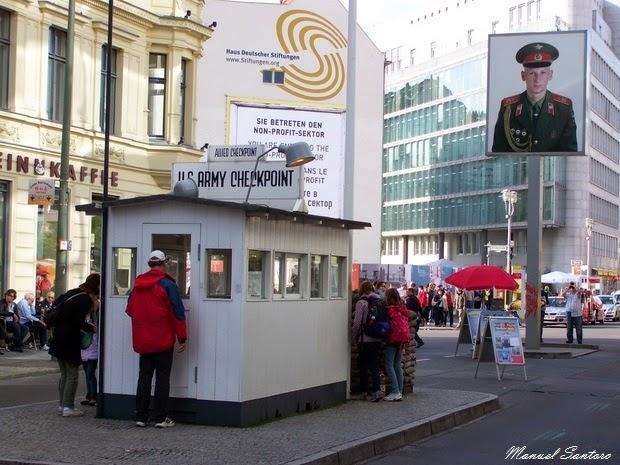 Berlino, Checkpoint Charlie