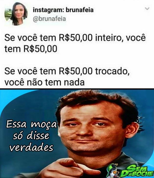 ESSA MOÇA SABE SOBRE FINANÇAS