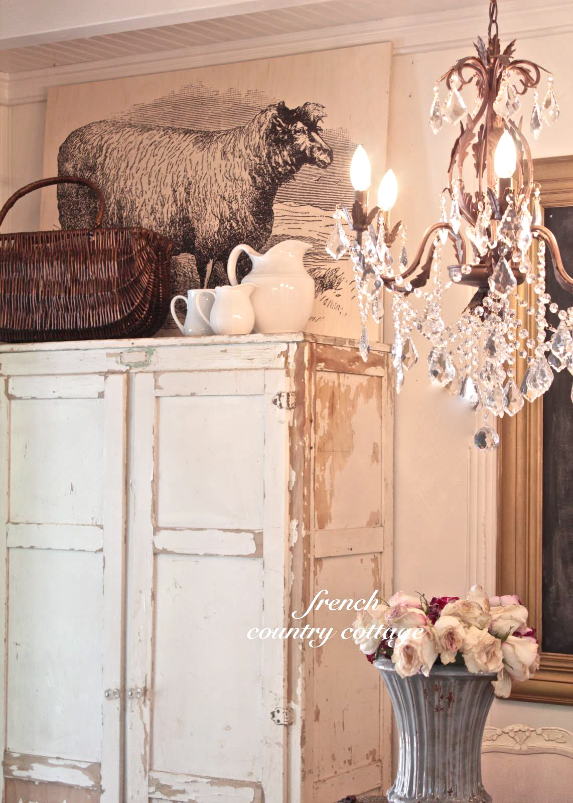 French Country Cottage Farmhouse