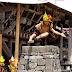 Keunikan Sejarah Adat Tradisi Lompat Batu Fahombo Suku Nias Sumatera Utara