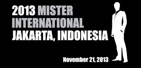 Mister International 2013 The Faces of The Competition!