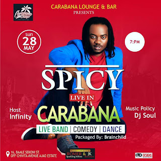 Spicy Live in Carabana