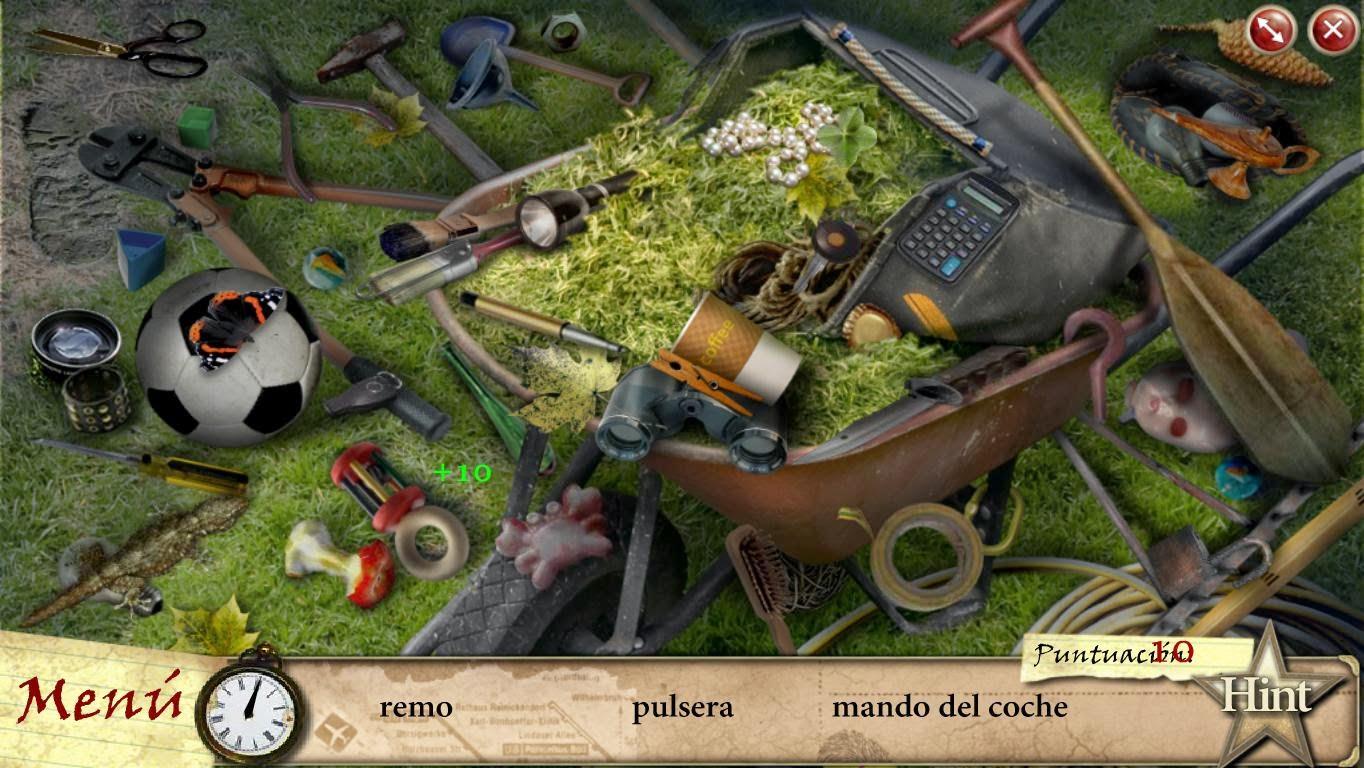 Juegos gratis de busqueda de objetos ocultos en espaol for Oficina objetos perdidos barcelona