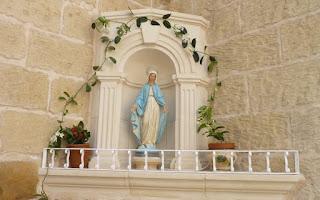 Una de las muchas imágenes que me encontré por Malta.
