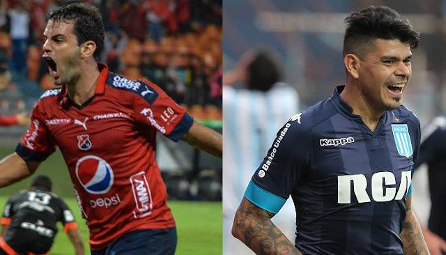 Racing Club vs Medellin en vivo
