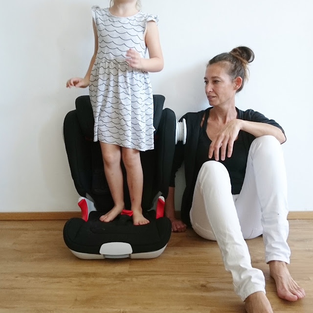 Britax Römer - Kindersitz - Kidfix XP SICT - Blog - whatalovelyday