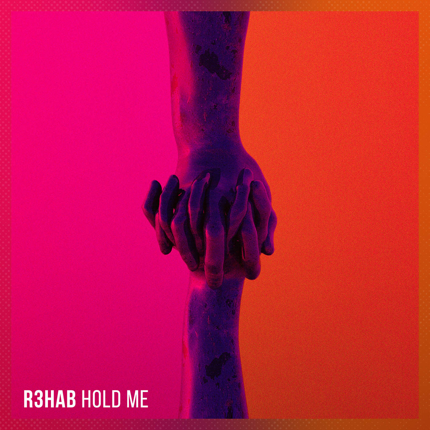 R3hab - Hold Me - Single Cover