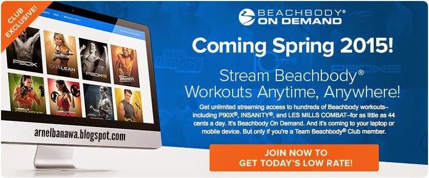 Beachbody on Demand - Stream Beachbody Workouts - Online Beachbody Workouts