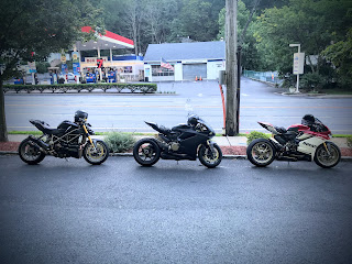 Gotham Ducati Owners Club