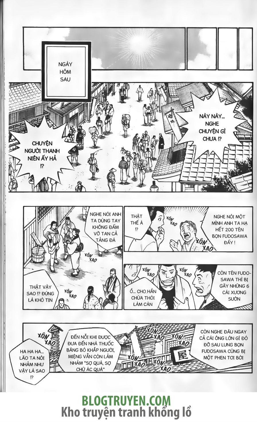 Rurouni Kenshin chap 234 trang 15