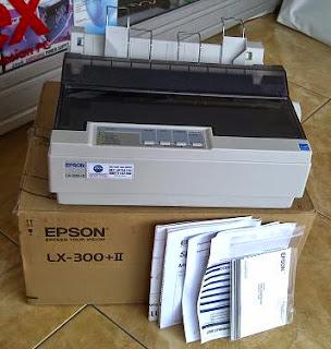 Download driver printer epson lx-300+ for mac