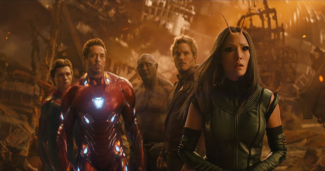 Tony Stark, Strażnicy Galaktyki, Iron Man, Mantis, Peter Parker, Spider-Man, Drax, Peter Quill, Drax, Tytan, Titan