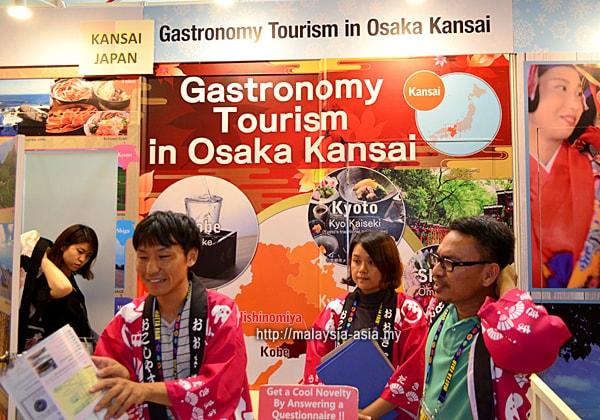 Osaka Gastronomy Tourism