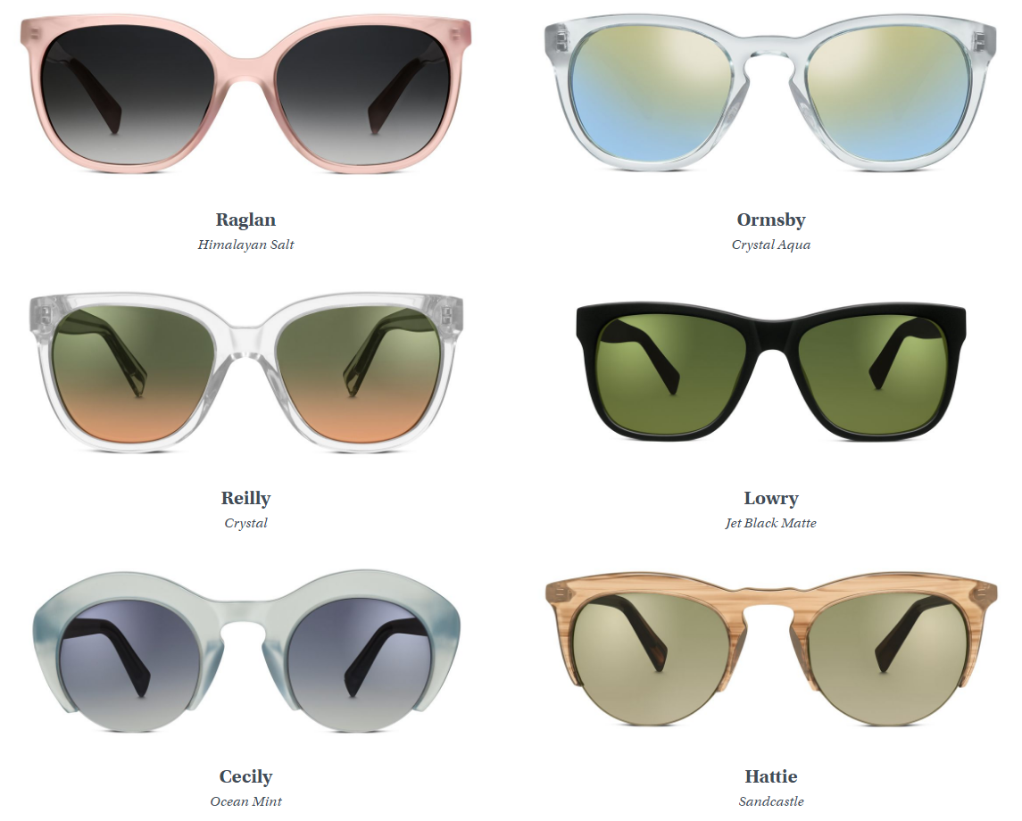 94a1b88662 NEW ARRIVALS  Warby Parker Summer 2016 Collection - NYC Recessionista