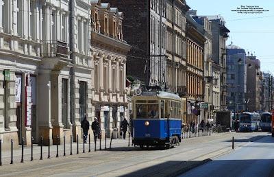 Wagon LH, MPK Kraków