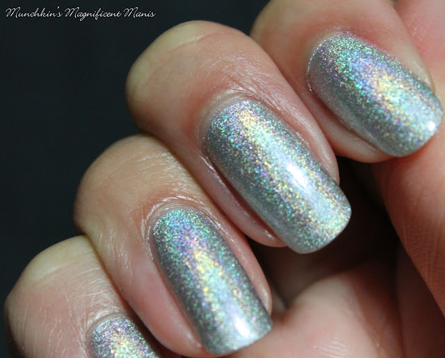 Rocket Fuel, Nails Inc. Holler- Graphic Duo