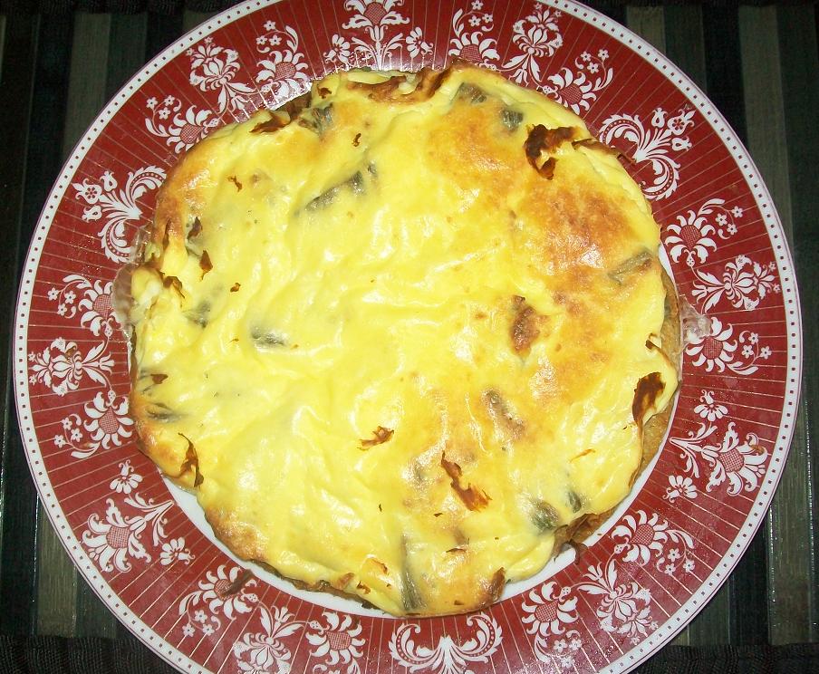 Ricetta Omelette Mozzi.Ricette Gruppo Sanguigno Quinoa