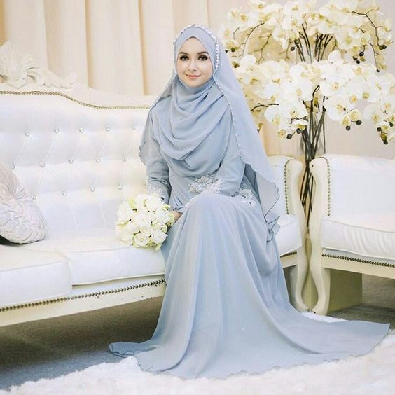 Baju Pernikahan Islami Nusagates