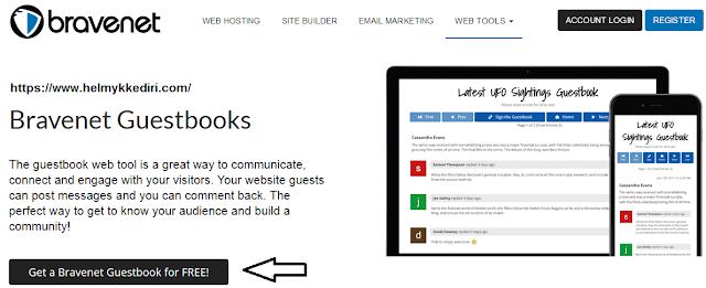 Cara menambahkan guestbook ke blogger5