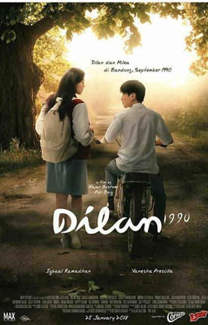 Dilan 1990 sukses di box office Indonesia