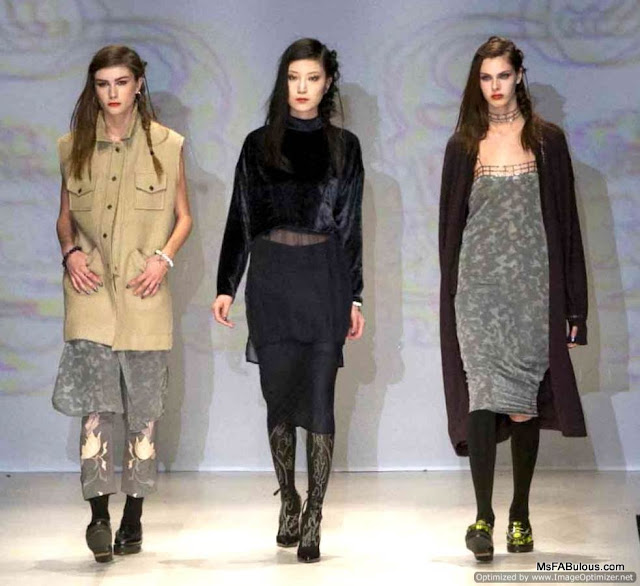 chloe comme parris fall 2013