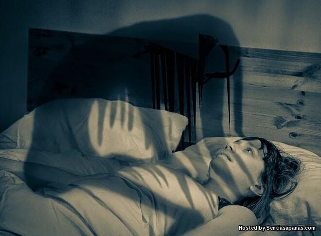 Misteri Kena Tindih Semasa Tidur