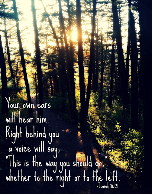 God leading us, bible verse, truth, inspirational quote, hiking, the right path, http://bec4-beyondthepicketfence.blogspot.com/2016/05/sunday-verses_11.html