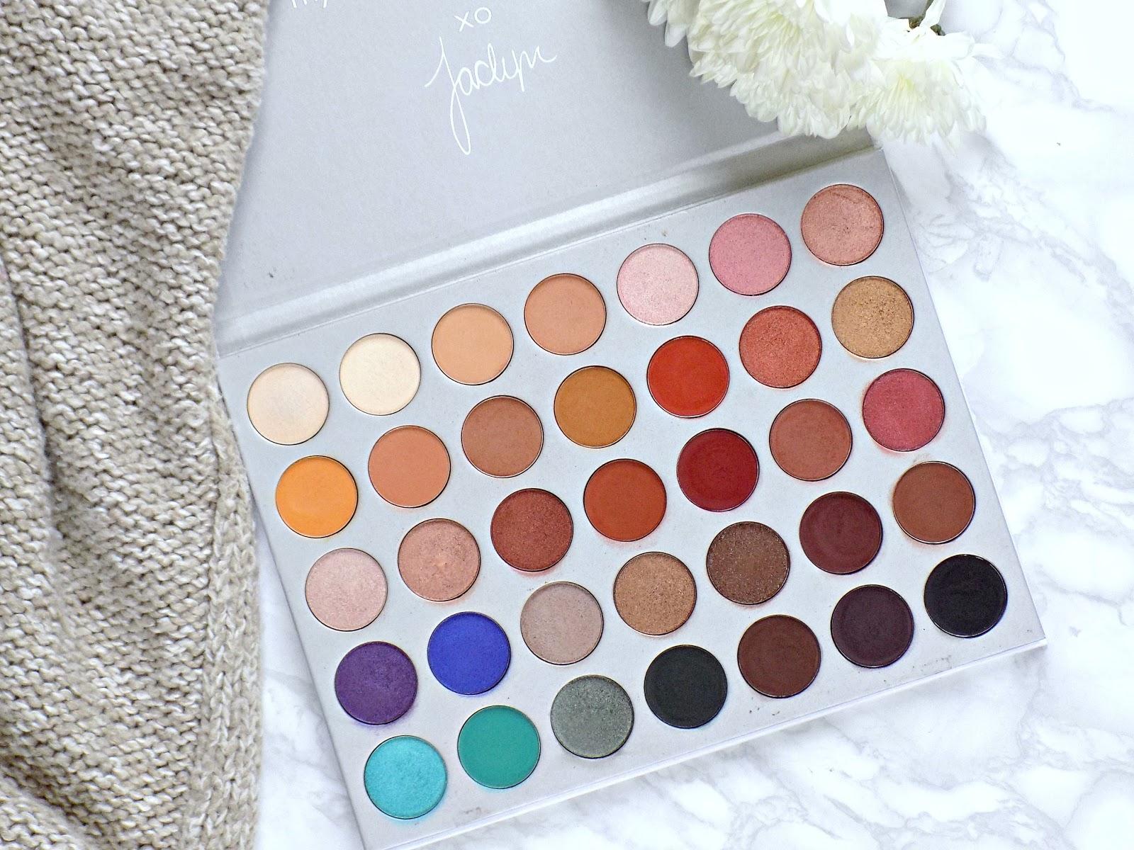 Jaclyn Hill X Morphe eyeshadow palette