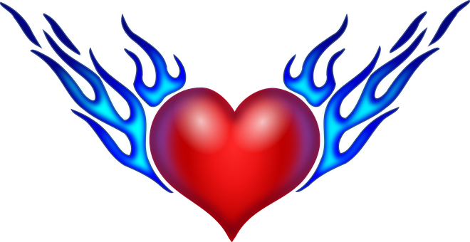 Hot Heart Tattoo Ideas For the Men and Women-2019